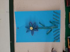Blume blau©Grundschule Nendorf