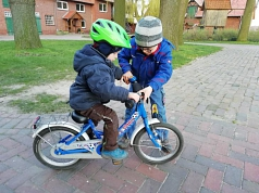 Enno Fahrrad©Grundschule Nendorf