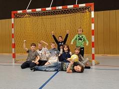 Fußballer 2020©Grundschule Nendorf