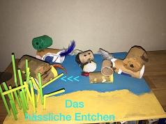 Das hässliche Entlein©Grundschule Nendorf