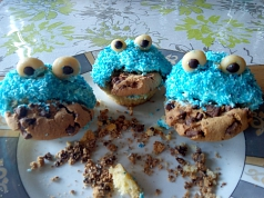 Monster-Muffins©Grundschule Nendorf